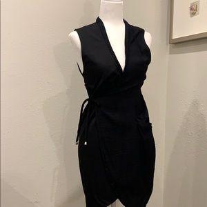 H&M wrap dress
